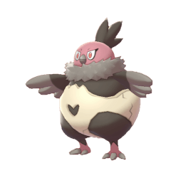 Pokemon Sword and Shield Vullaby