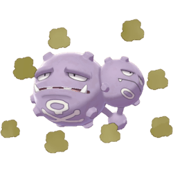 Pokemon Sword and Shield Weezing