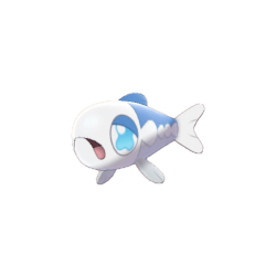 Pokemon Sword and Shield Wishiwashi