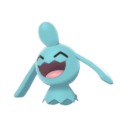 Pokemon Sword and Shield Wynaut