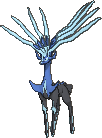 Pokemon Sword and Shield Xerneas