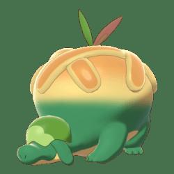 Pokemon Sword and Shield Shiny Appletun