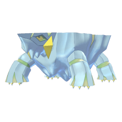 Pokemon Sword and Shield Shiny Avalugg