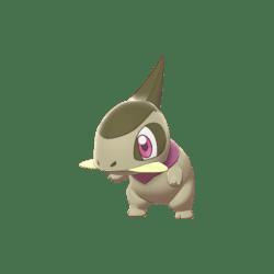 Pokemon Sword and Shield Shiny Axew