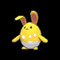 Pokemon Sword and Shield Shiny Azumarill