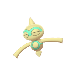 Pokemon Sword and Shield Shiny Baltoy