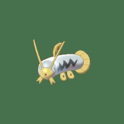 Pokemon Sword and Shield Shiny Barboach