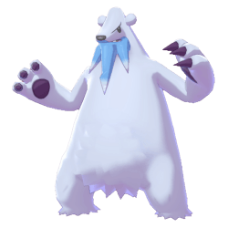 Pokemon Sword and Shield Shiny Beartic