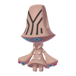 Pokemon Sword and Shield Shiny Beheeyem