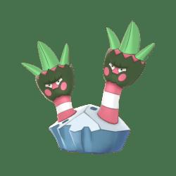 Pokemon Sword and Shield Shiny Binacle