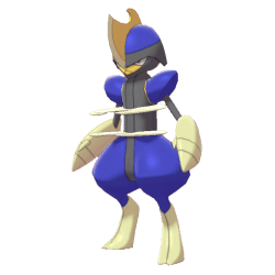 Pokemon Sword and Shield Shiny Bisharp