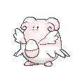 Pokemon Sword and Shield Shiny Blissey