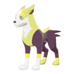 Pokemon Sword and Shield Shiny Boltund