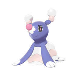 Pokemon Sword and Shield Shiny Brionne