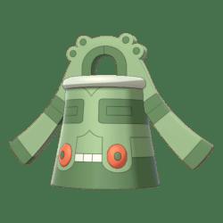Pokemon Sword and Shield Shiny Bronzong