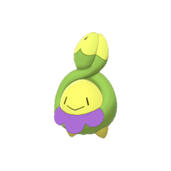 Pokemon Sword and Shield Shiny Budew