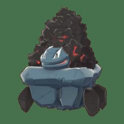 Pokemon Sword and Shield Shiny Carkol