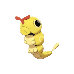 Pokemon Sword and Shield Shiny Caterpie