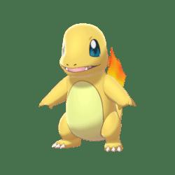 Pokemon Sword and Shield Shiny Charmander