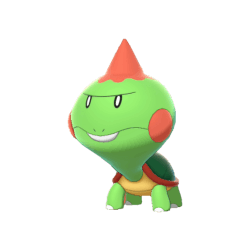 Pokemon Sword and Shield Shiny Chewtle