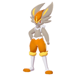 Pokemon Sword and Shield Shiny Cinderace