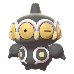 Pokemon Sword and Shield Shiny Claydol