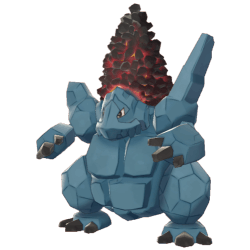 Pokemon Sword and Shield Shiny Coalossal