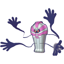 Pokemon Sword and Shield Shiny Cofagrigus