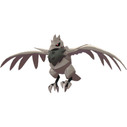 Pokemon Sword and Shield Shiny Corviknight
