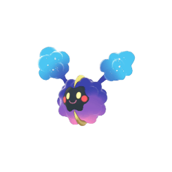 Pokemon Sword and Shield Shiny Cosmog