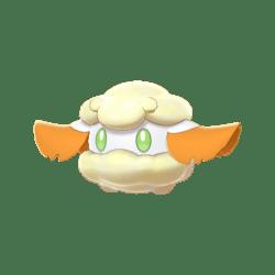Pokemon Sword and Shield Shiny Cottonee