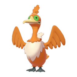 Pokemon Sword and Shield Shiny Cramorant