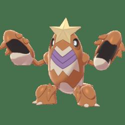 Pokemon Sword and Shield Shiny Crawdaunt
