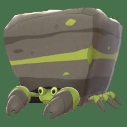 Pokemon Sword and Shield Shiny Crustle