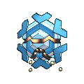 Pokemon Sword and Shield Shiny Cryogonal