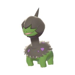 Pokemon Sword and Shield Shiny Deino