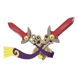 Pokemon Sword and Shield Shiny Doublade