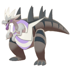 Pokemon Sword and Shield Shiny Dracozolt