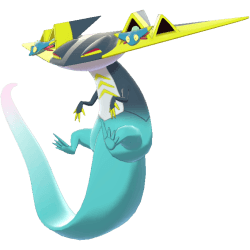 Pokemon Sword and Shield Shiny Dragapult