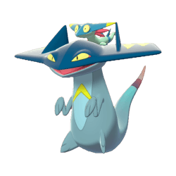 Pokemon Sword and Shield Shiny Drakloak