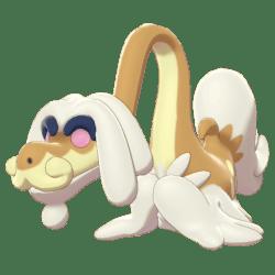 Pokemon Sword and Shield Shiny Drampa
