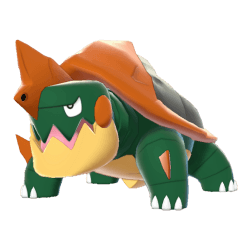 Pokemon Sword and Shield Shiny Drednaw