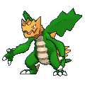 Pokemon Sword and Shield Shiny Druddigon