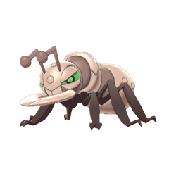 Pokemon Sword and Shield Shiny Durant