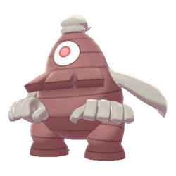 Pokemon Sword and Shield Shiny Dusclops