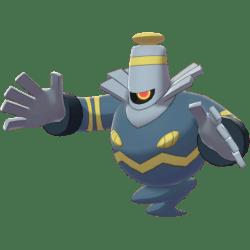 Pokemon Sword and Shield Shiny Dusknoir