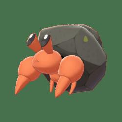 Pokemon Sword and Shield Shiny Dwebble
