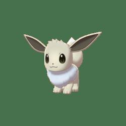 Pokemon Sword and Shield Shiny Eevee