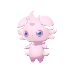 Pokemon Sword and Shield Shiny Espurr