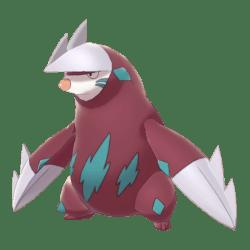 Pokemon Sword and Shield Shiny Excadrill